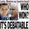 Congressional candidates Pat Meehan and Bryan Lentz debate Thursday from 7-8 PM