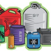 Hazardous waste collection event this Thursday, September 16th