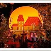 Hayrides to the Witches House at Linvilla