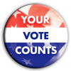 Vote! Vote! Vote in the Primary Today, May 17th