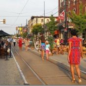 Trolley Track Fashion Show, August 10th, 7-8 PM