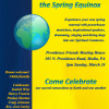 Sacred Celebration of the Spring Equinox