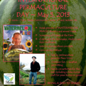 International Permaculture Day Festival: May 5th Noon-3PM