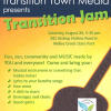 EVENT: Transition Jam Saturday, August 24, 5-10PM