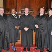 Delaware County welcomes new Magisterial District Judges