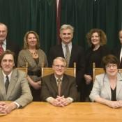 Borough Council Legislative Meeting Votes, November 17th, 2011: No tax hike, 3rd Street Dam Status