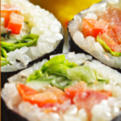 Media's Third Sushi Bar: Temaki Sushi