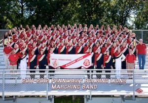 Penncrest Marching Band