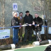 EV Charging Station Opens to the Public in Media, PA
