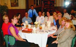 Media Auction Committee Co-chair - Courtney Ballauer, Sally Holub, Co-chair – Dana Mancini, Chris Swartz, Bryan Messick, Bob Dimond, Rosemarie Hault, Cynthia McGoff, Nancy Geisel, Linda Darrach, and Janet Howarth. Photo by: Scott Davidson