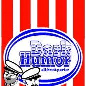 Celebrate Brewer Bob Barrar's 40th Birthday with Beer (Dark Humor Porter)