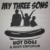 My Three Sons Hot Dogs and Beer Emporium