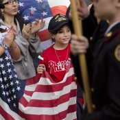 Media Veteran's Day Parade (PHOTOS)