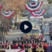 Video on ABC of Media, PA Veterans Day Parade