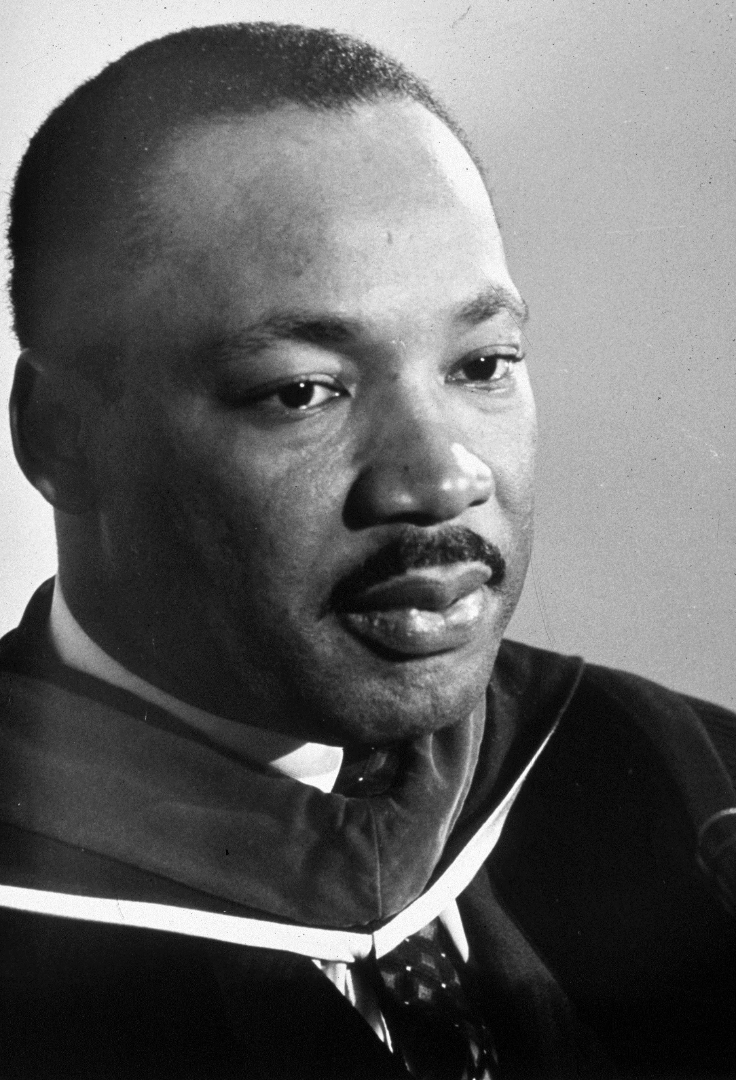 Dr. Martin Luther King, Jr.: Honor him with a day of ...