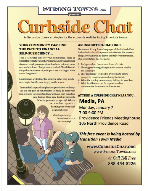 Strong Towns Curbside Chat