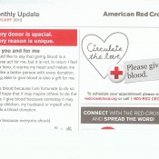 Time to give blood: Rosetree Fire Company August 5th 2013