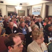 Delco United for Sensible Gun Policy kickoff draws crowd