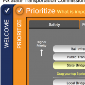 Tell PA State Transportation Commission what you think before October 7th