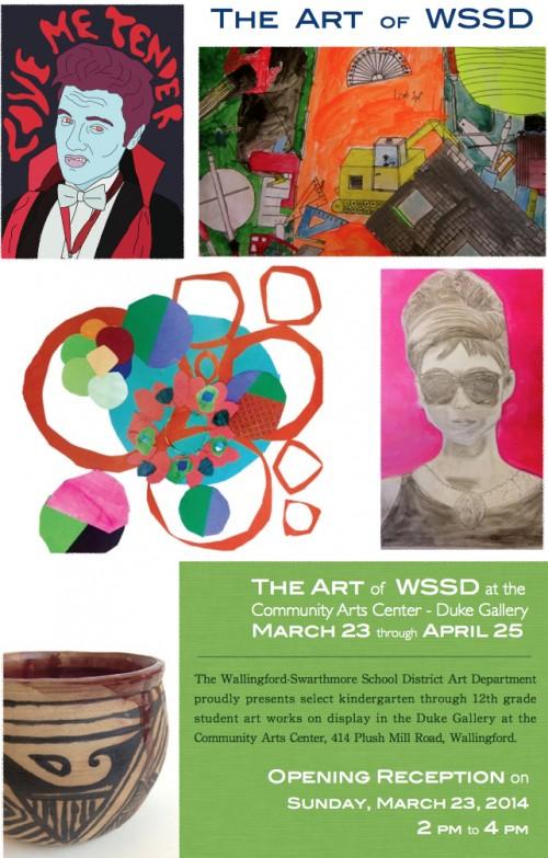 TheArtofWSSD poster