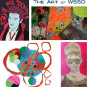 WSSD Art Exhibition Opens at the Community Art Center in Wallingford