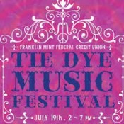 Tie-Dye Music Festival Returns to Community Arts Center