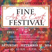 State Street To Host CAC's 12th Annual Fine Arts and Crafts Festival