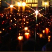 Candlelight Vigil For Healing and Justice To Be Held Tonight