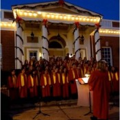 2nd Saturday Arts Stroll Features Penncrest Choir And Santa Claus